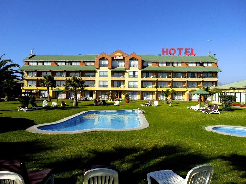 Hotel y Cabanas Mar De Ensueno