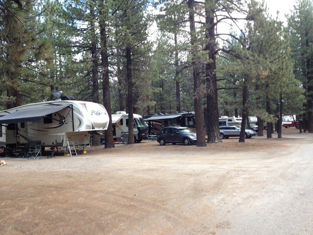 ‪Mammoth Mountain RV Park‬