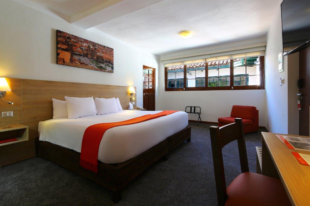 カーサ アンディナ クラシック クスコ カテドラル ホテル