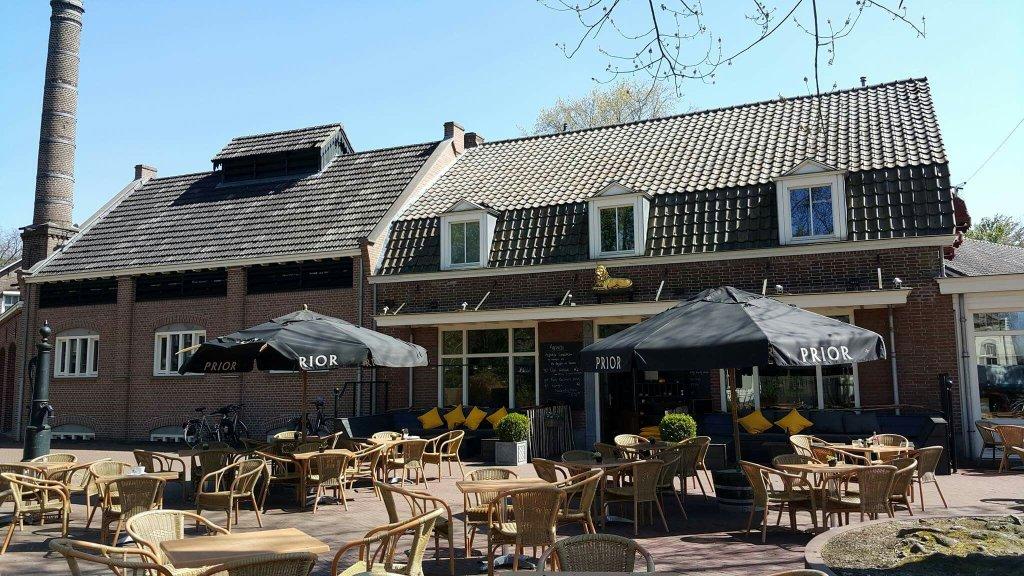 BEERZE Brouwerij Hotel De Gouden Leeuw