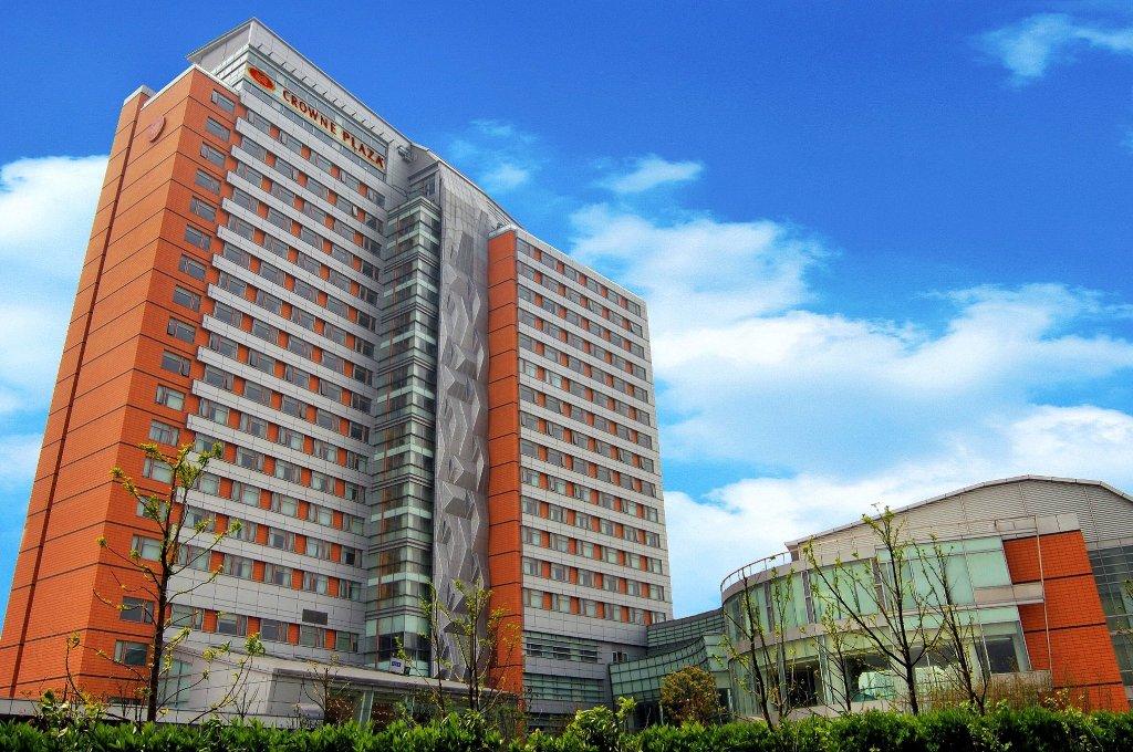 クラウンプラザ フータン 上海(上海復旦皇冠假日酒店)