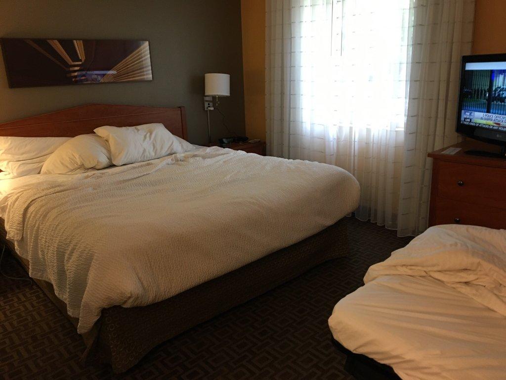 西雅圖南中心萬豪唐普雷斯套房飯店