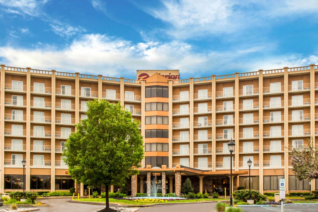 The Clarion Hotel and Conference Center