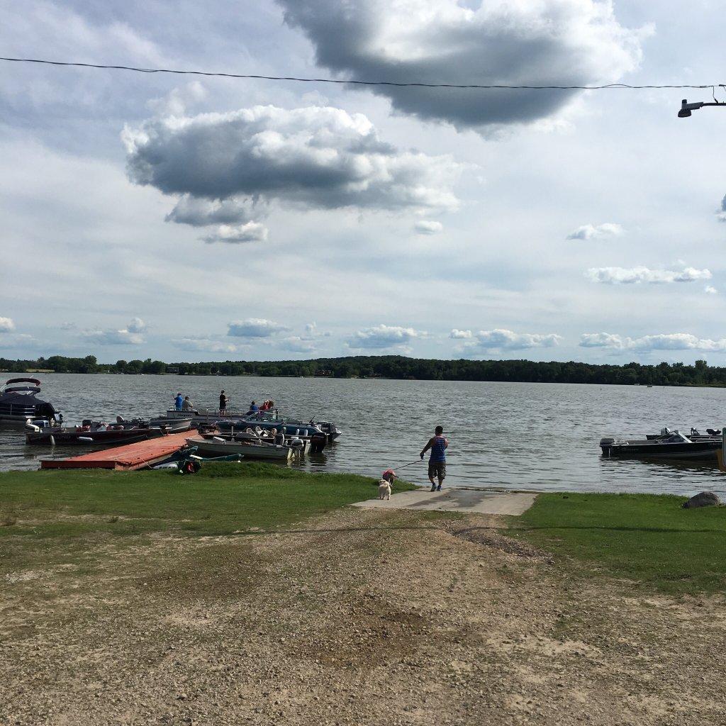 Lake Mason Campground