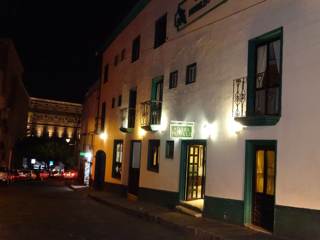 Hotel Murillo Plaza