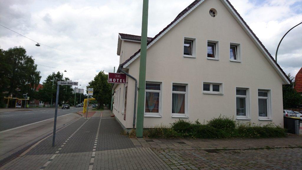 Hotel Wurster Kroog