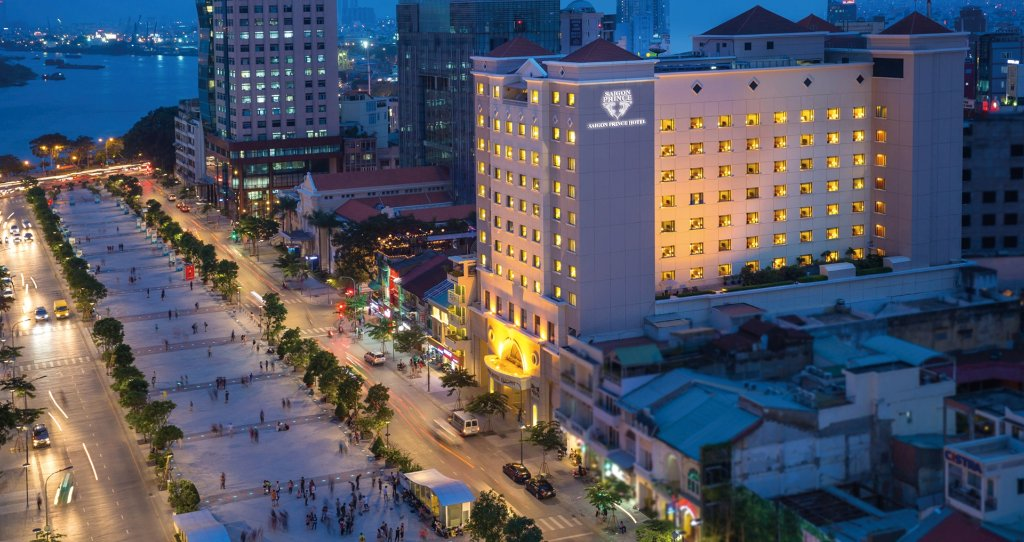 ダクストン ホテル サイゴン