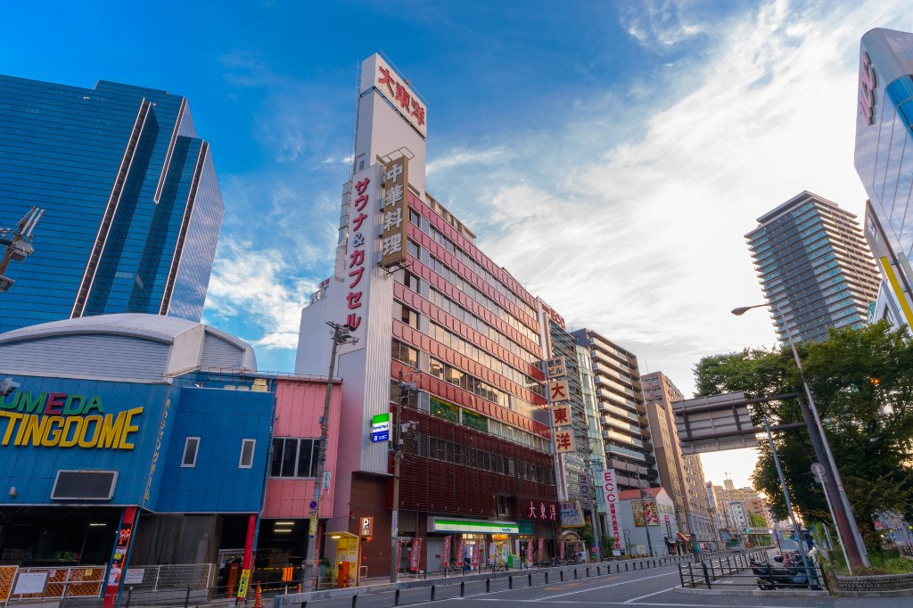 Capsule Hotel Daitoyo