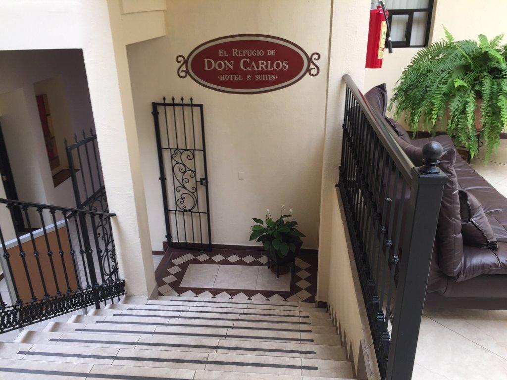 El Refugio De Don Carlos