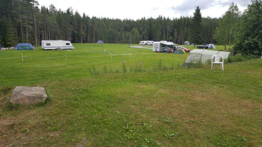 Bo Camping og Hyttegrend