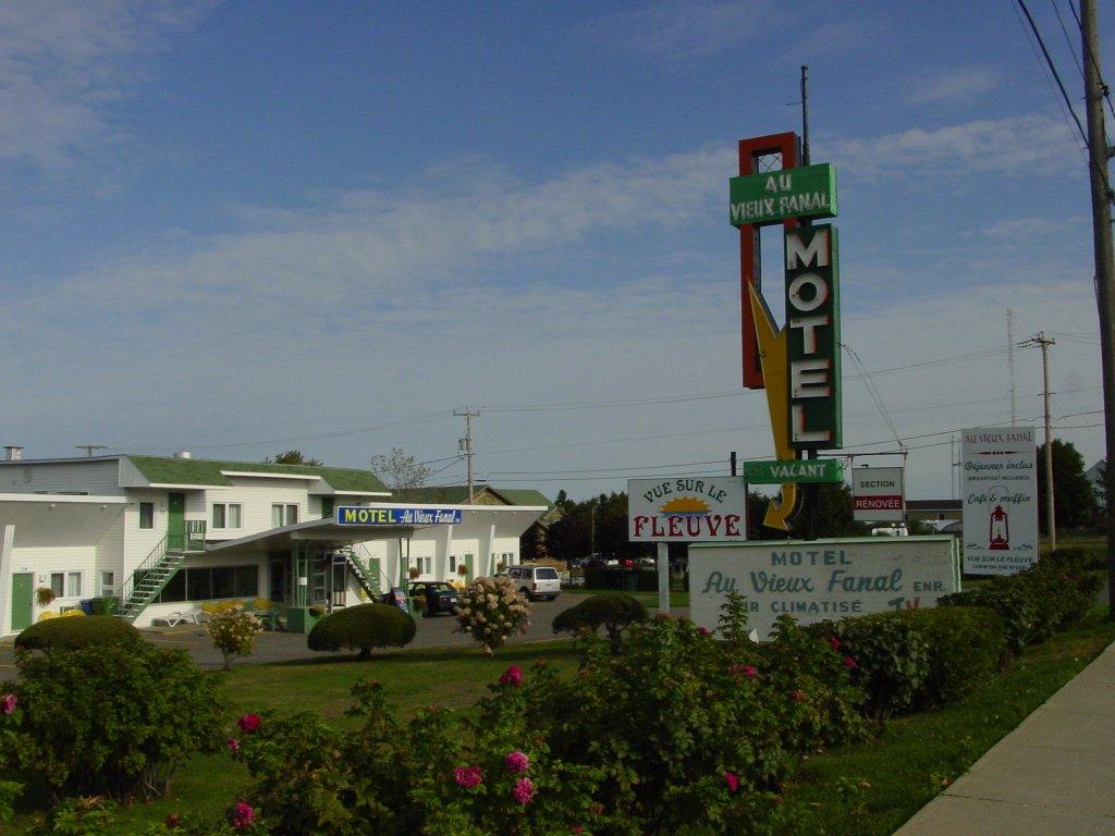 Motel Au Vieux Fanal