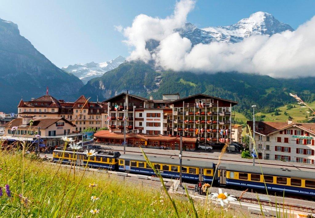 德比瑞士優質飯店