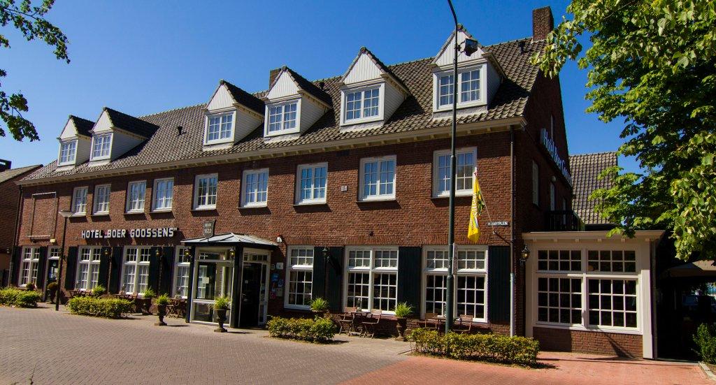 Boer Goossens: Hotel Cafe Restaurant