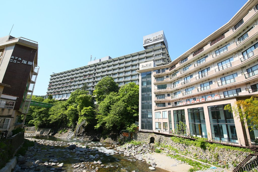 Hotel New Shiobara