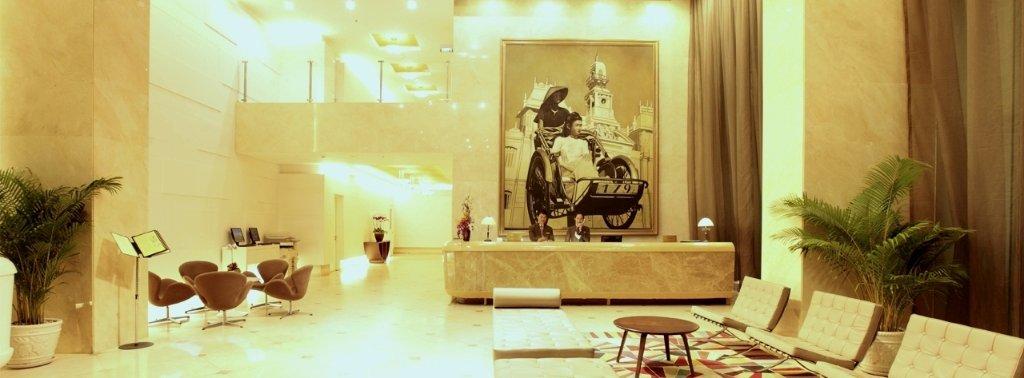 自由中央西貢中心酒店