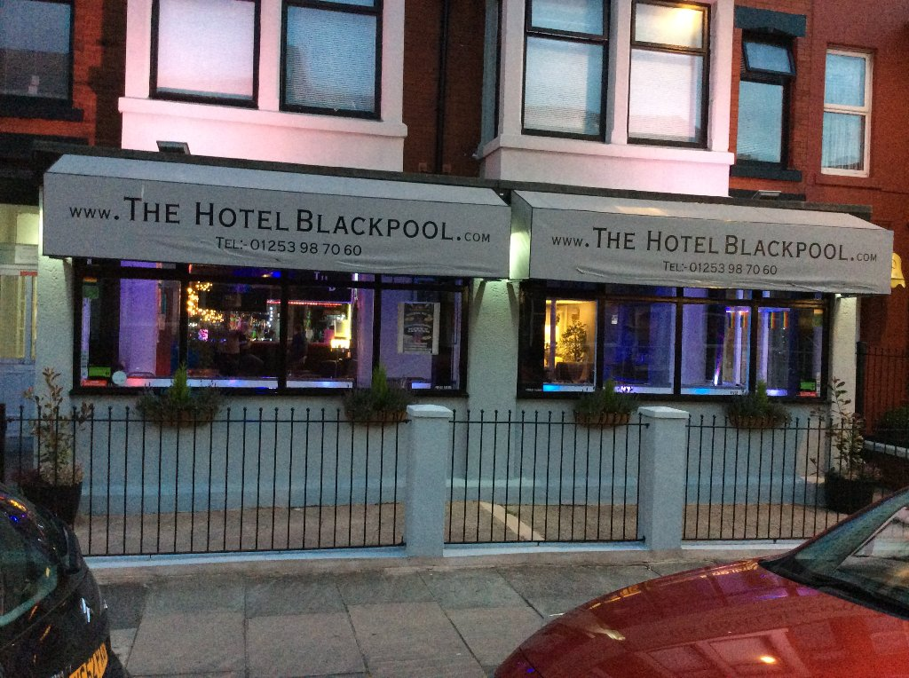 The Hotel Blackpool