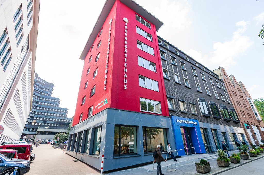 DJH ユーゲントゲステハウス アドルフ コルピング - ホステル