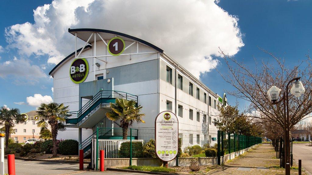 B&B Hotel Le Havre 1