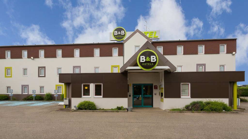 B&B Hotel Metz Jouy Aux Arches
