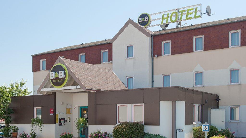 B&B Hotel Lyon Est St Bonnet de Mure