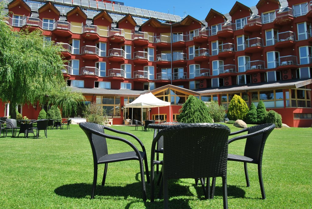 普格賽達公園酒店