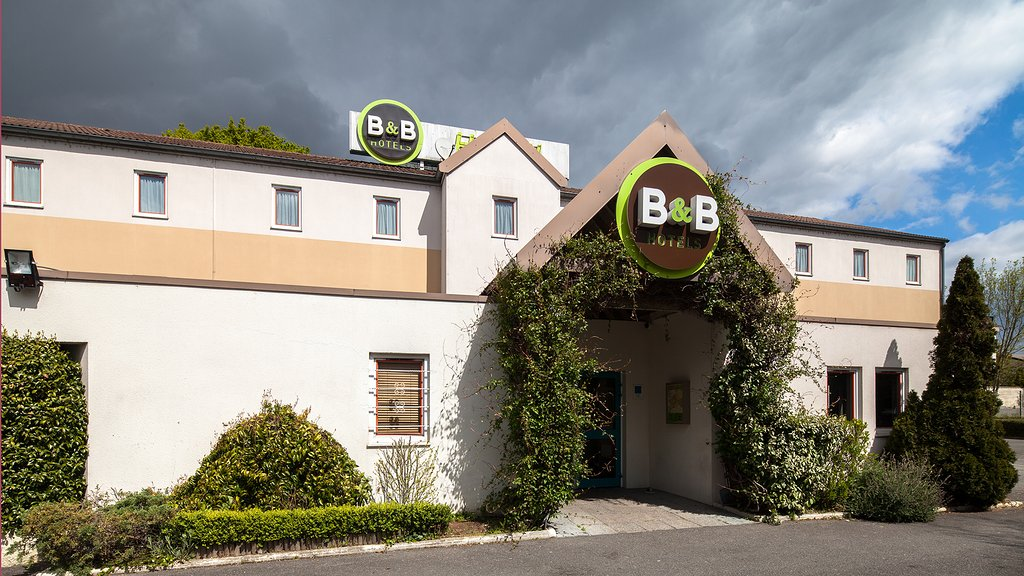 B&B ホテル サン ミシェル シュル オルジュ