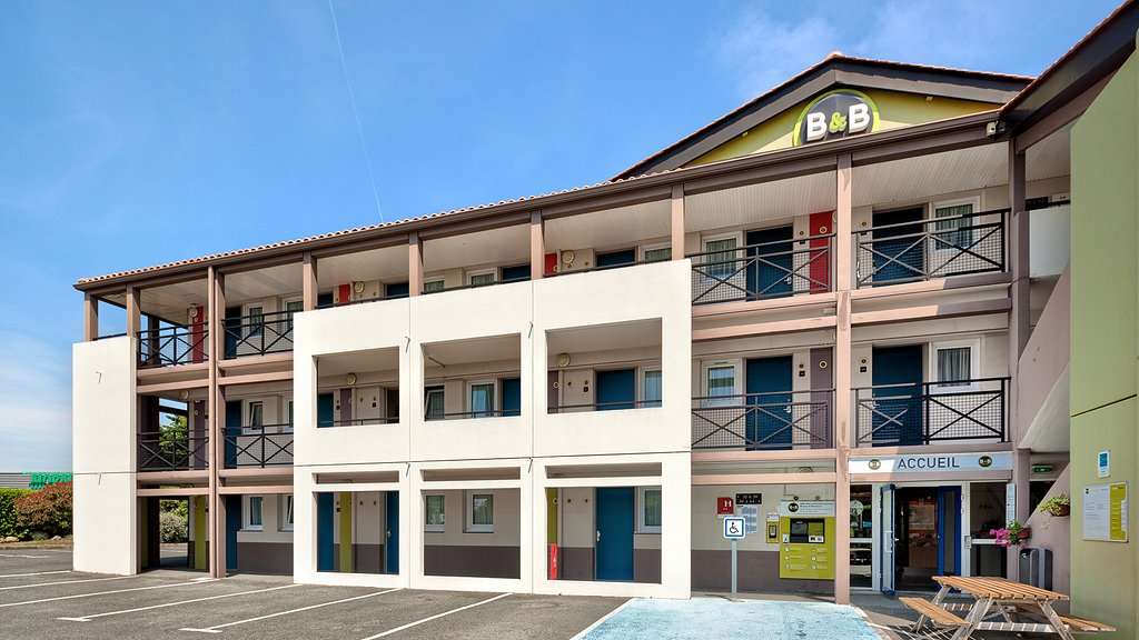 B&B Hotel La Rochelle Angoulins-sur-Mer