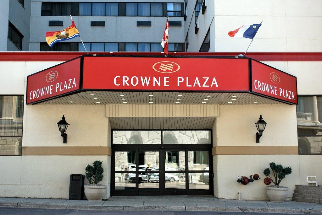 蒙克頓市區皇冠假日飯店