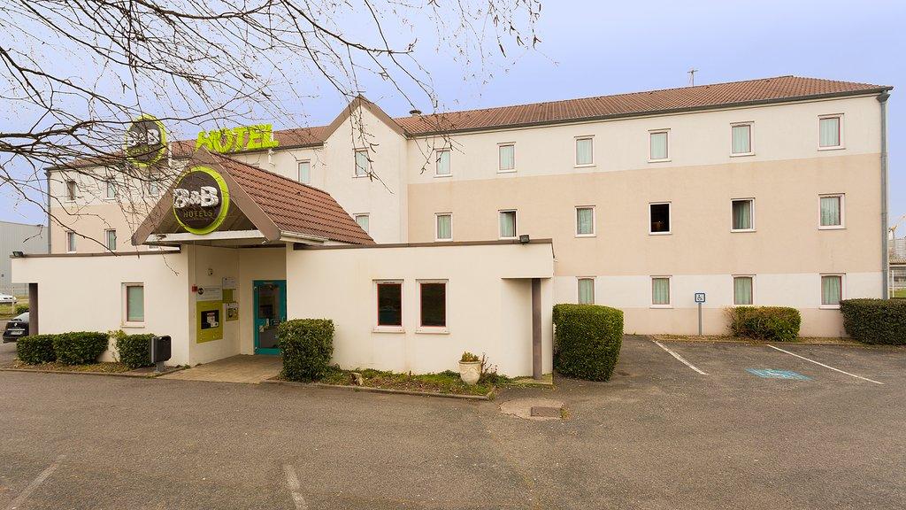 B&B Hotel Nancy Laxou