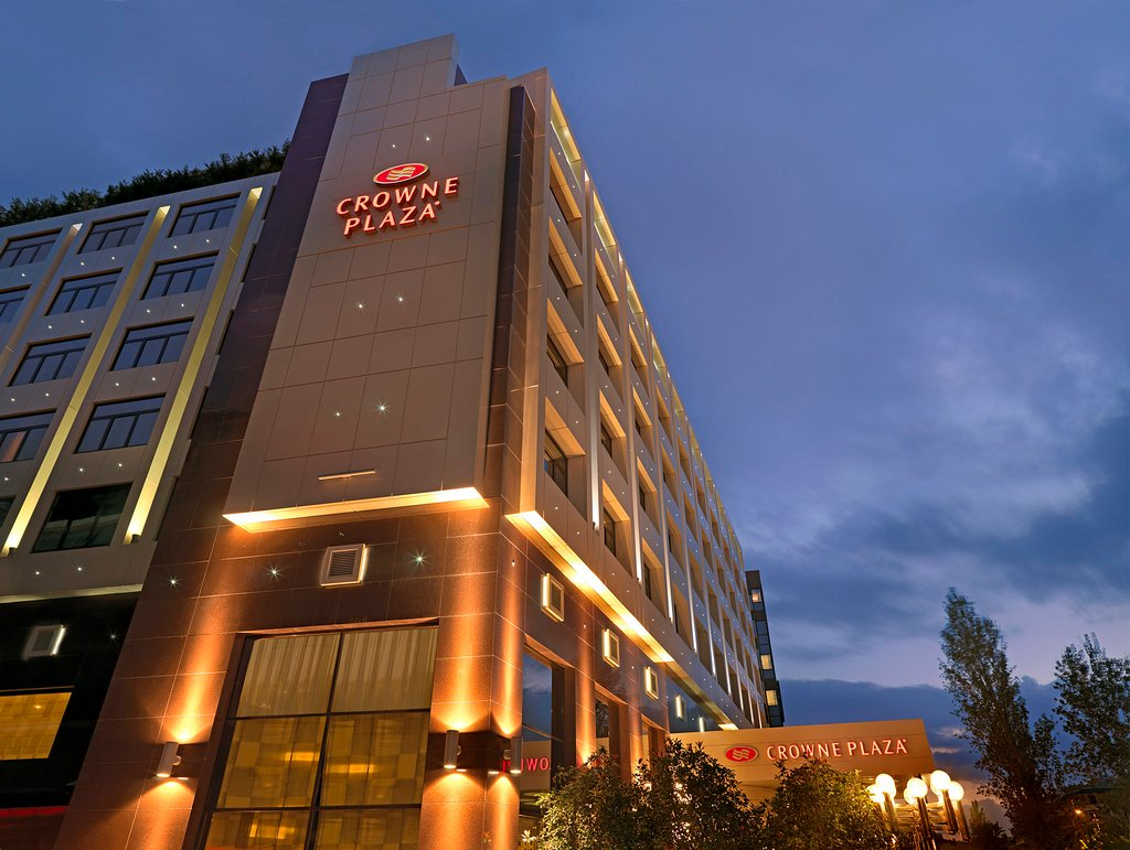 Crowne Plaza Hotel - Athens City Centre