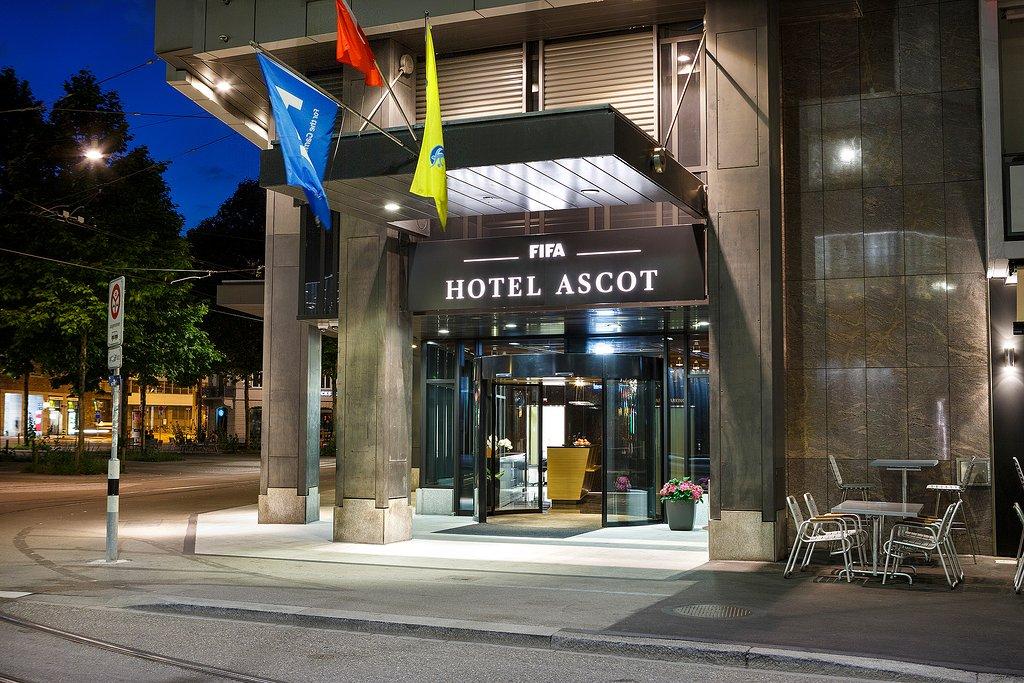 ホテル アスコット