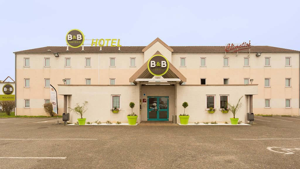 B&B Hotel Mulhouse Ile Napoleon