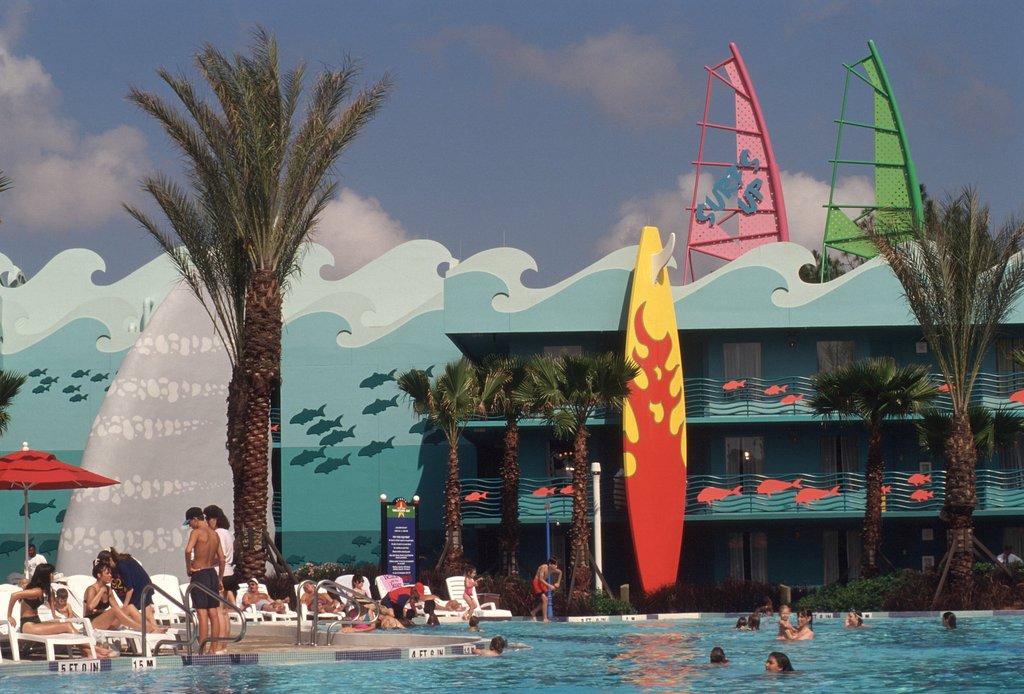 迪士尼全明星运动度假酒店