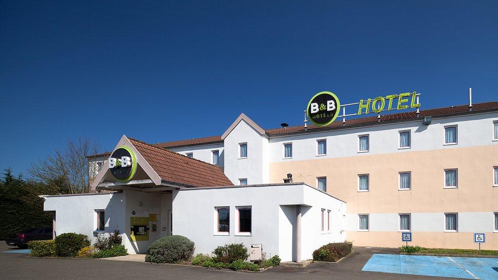 B&B Hotel Maurepas
