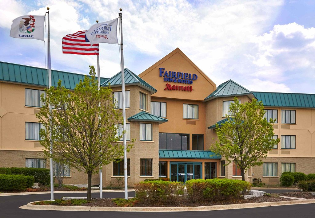 Fairfield Inn & Suites Chicago Lombard