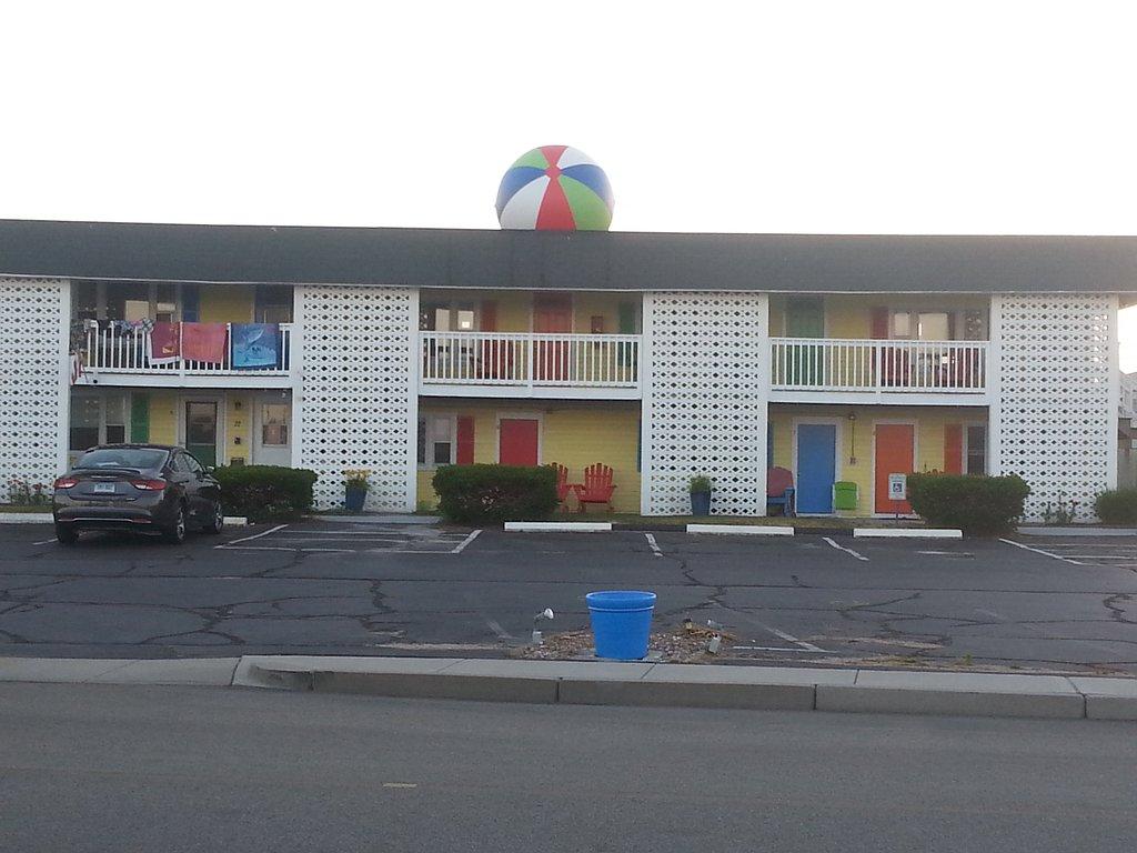Beach Ball Inn