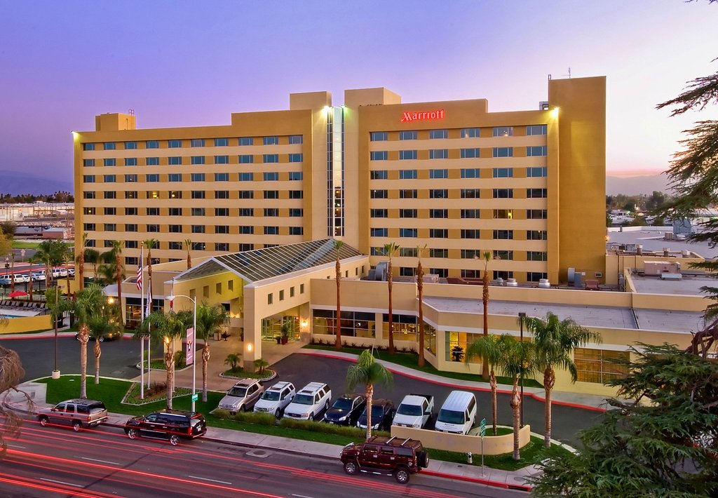‪Bakersfield Marriott at the Convention Center‬