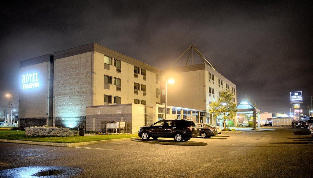 ホテル ドーフィン ケベック シティ