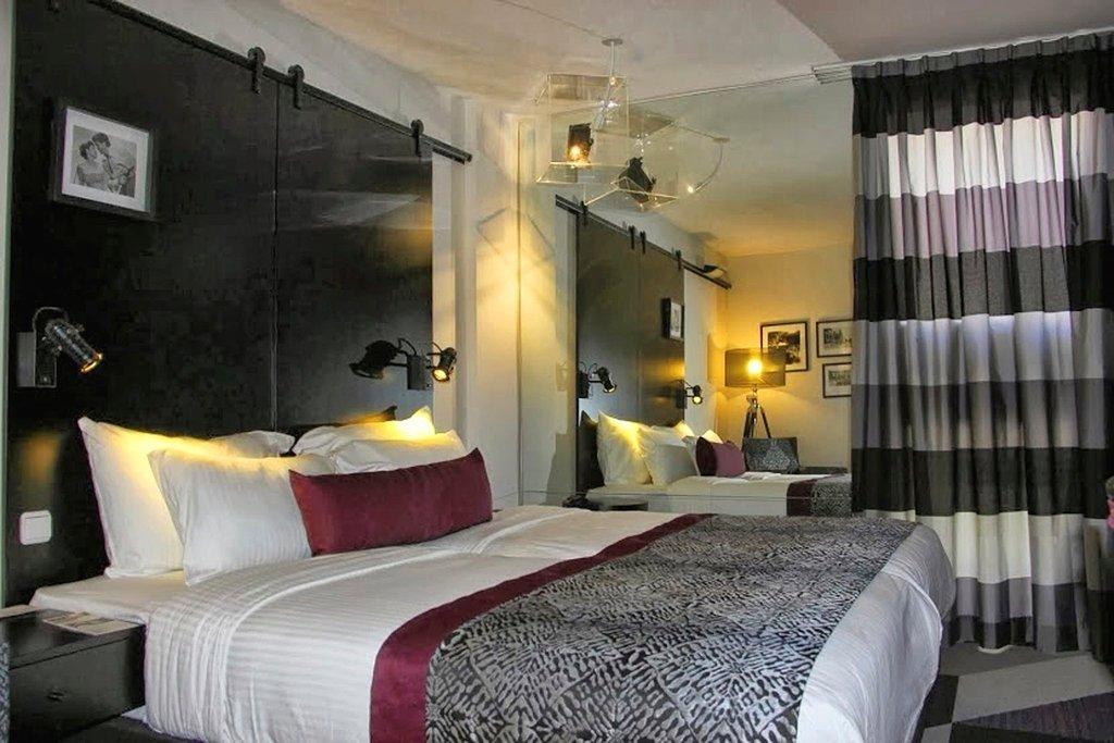 מלון סינמה תל אביב - אטלס מלונות בוטיק