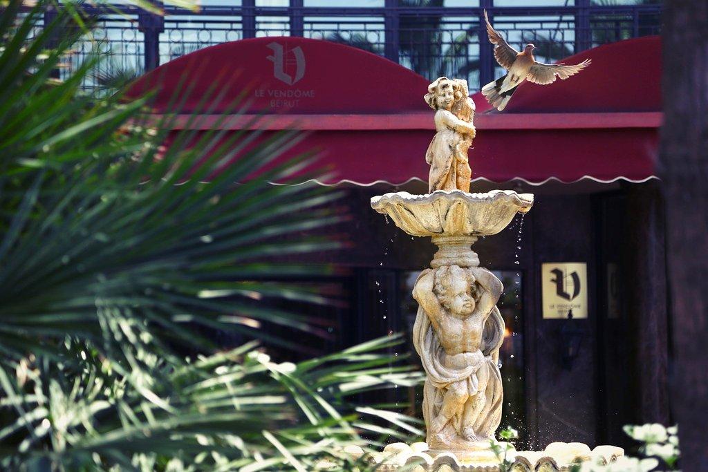 فنادق إنتركونتيننتال لو فيندوم بيروت