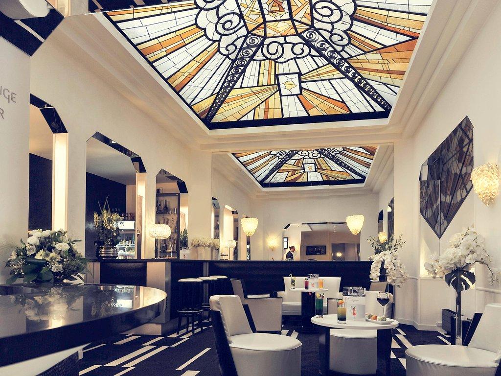 巴黎麥爾庫勒蒙緹歌劇院酒店