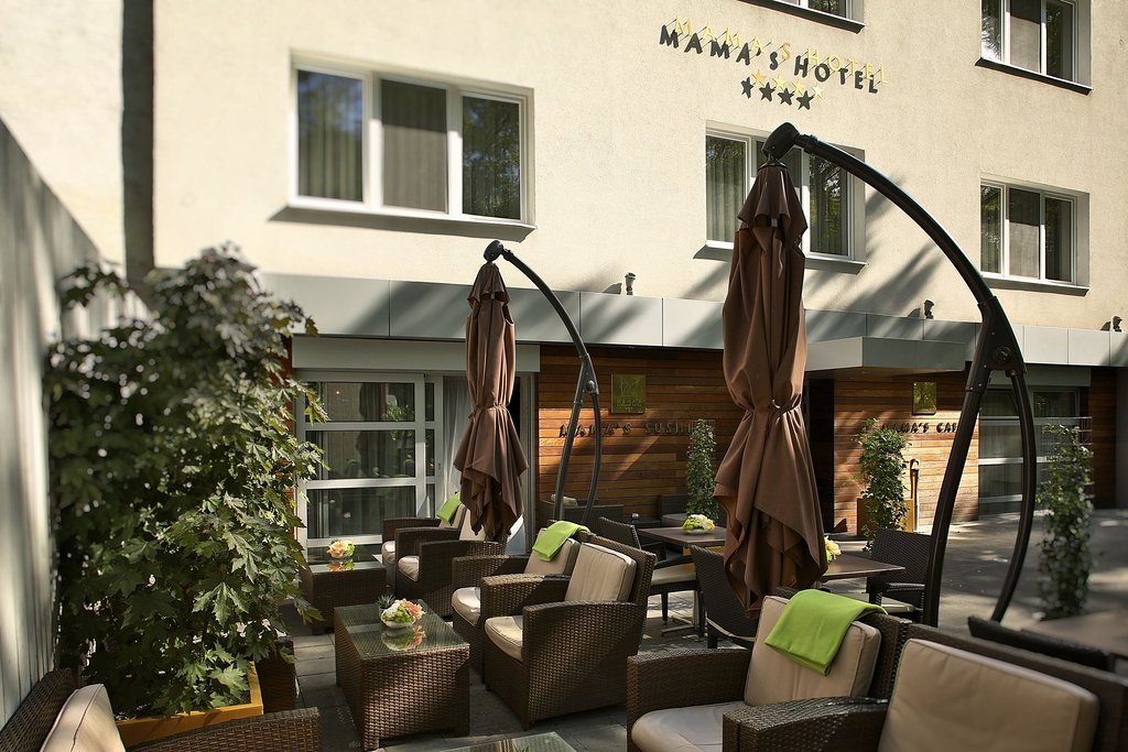 Mama's Design & Boutique Hotel