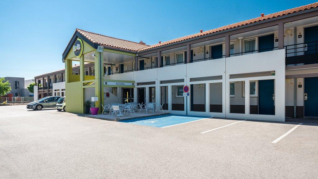 B&B Hotel Perpignan Sud
