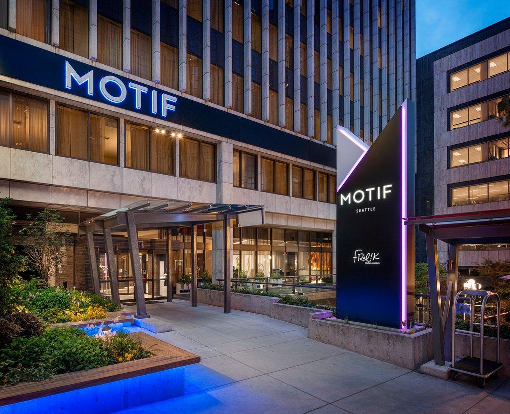 莫提夫西雅圖飯店