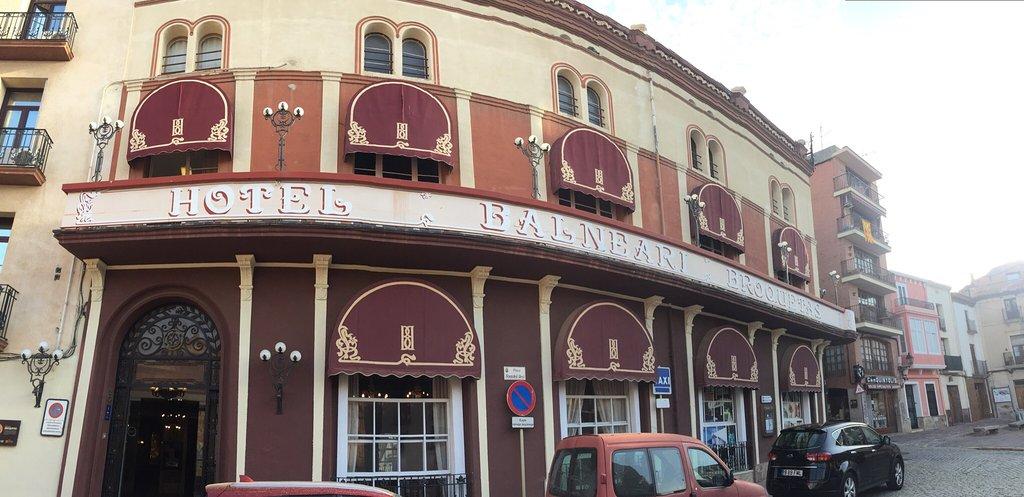 호텔 발네아리오 브로케타스