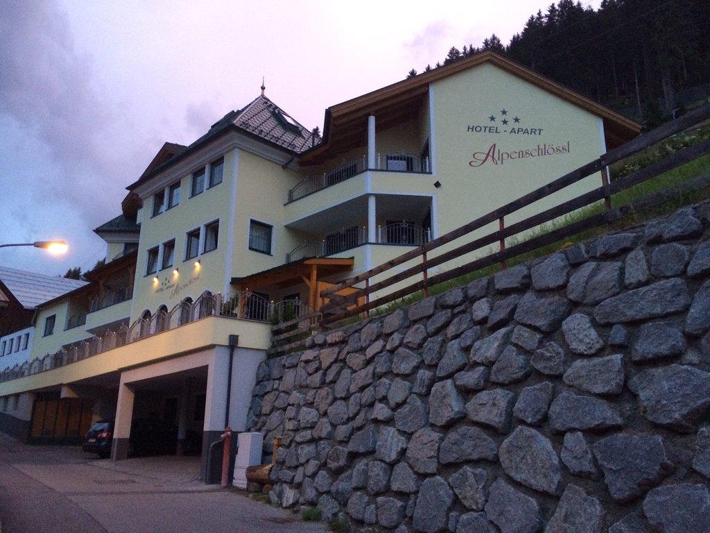 Hotel-Apart Alpenschloessl