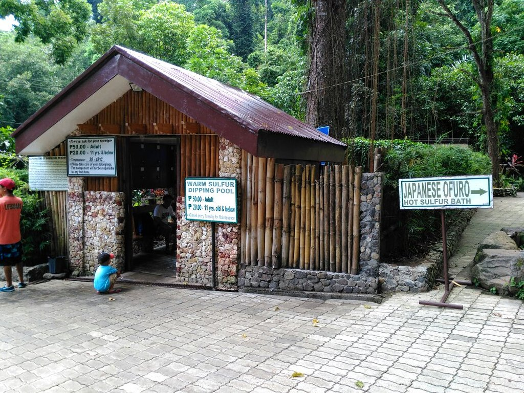 Mambukal Hot Spring Resort