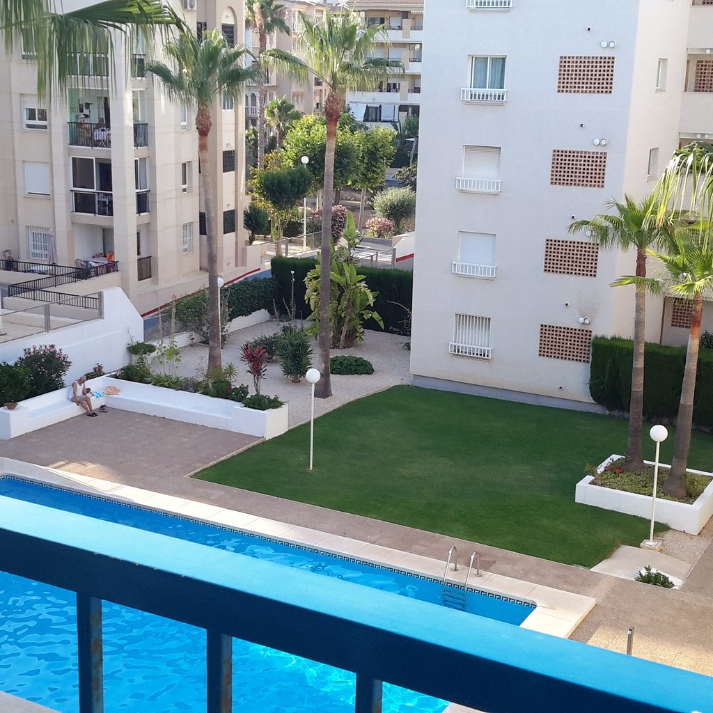 Albir Confort Alpisol Apartments