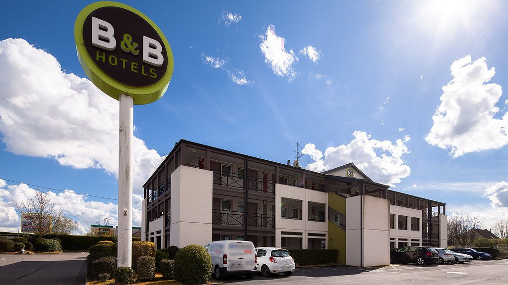 B&B Hôtel Caen Sud