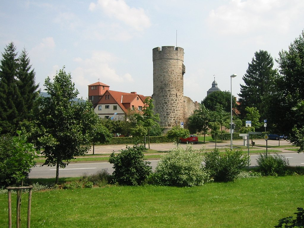 Burghotel Witzenhausen